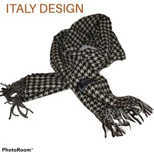 ITALY DESIGN CASHEMERE and VIISCOSE SCARF